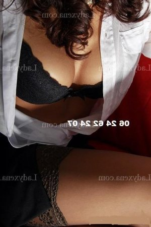 Marie-inès escorte sexemodel massage tantrique à Toulouges