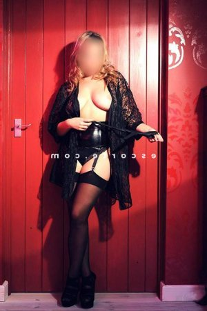 Lyssa escort girl massage érotique